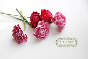 "школа лепки ""Флориста"", керамическая флористика"